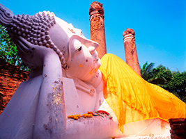 Ancient Ayutthaya Tour - Private