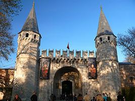 Bosphorus cruise and Ottoman relics