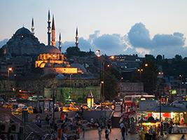 Bosphorus Cruise and Dolmabahce Palace tour