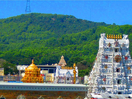 Excursion to Tirupati - Private