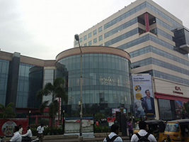 Chennai shopping private tour