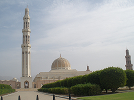 Muscat city morning tour