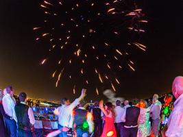 Wavedancer fireworks night