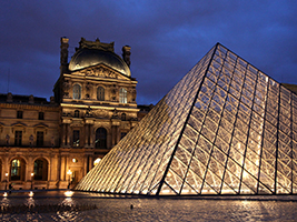 Mona Lisa and the best of the Louvre - Semi-private