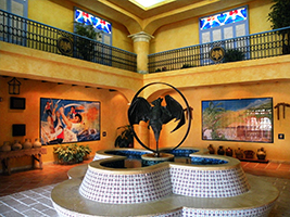 Bacardi and Plaza Las Americas