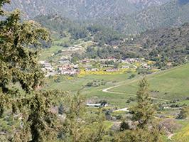 Excursion through the Troodos mountains and Kykkos Monastery