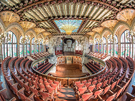 Guided visit Palau de la Música Catalana