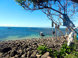 Nualolo Kai Beach raft
