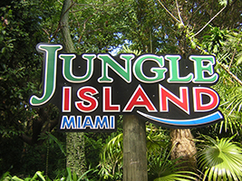 Jungle Island Animal Encounter