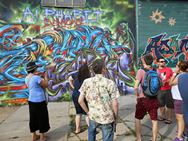 Graffiti and Street Art Walking Tour in NYC