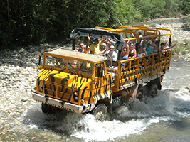 Megatruck Extreme from Puerto Plata