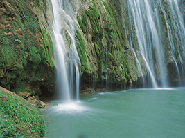 Excurision to the El Limon Waterfalls