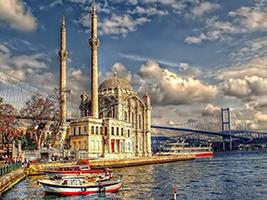 Istanbul Panoramic Tour - in Russian
