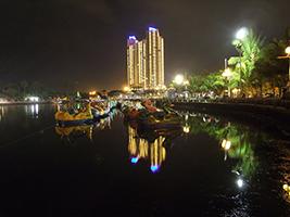 Jakarta evening tour
