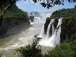 Mocona Falls tour