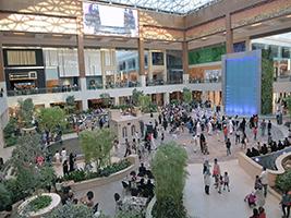 Shopping tour Abu Dhabi