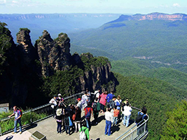 Blue Mountains tour and wildlife experience