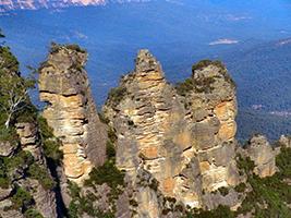 Grand Blue Mountains tour