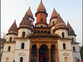 Excursion to Bandel Church and Hangseswari Temple