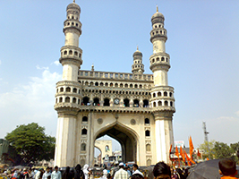 Hyderabad city tour - private