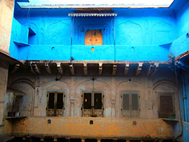 Temples and Havelies of Old Jaipur tour