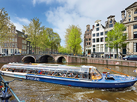 Canal cruise and Rembrandt House