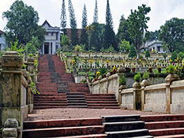Hill Palace Museum and Folklore Museum tour - private