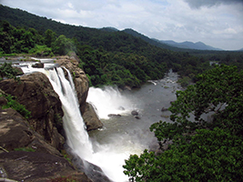 Excursion to Athirapally waterfalls - private