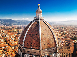 Panoramic tour of Florence and Accademia Gallery visit - Montecatini