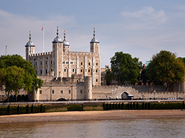 24 Hour River Cruise and Tower of London