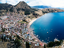 Lake Titicaca, Copacabana, Island of the Sun and Moon - private in Spanish