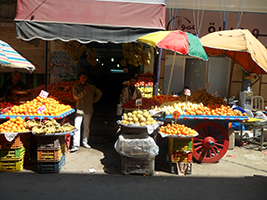 Immerse yourself into the centre of El Cairo