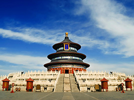 Half Day Temple of Heaven and Hong Qiao Pearl Market - private