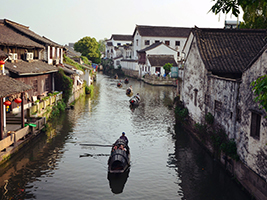 Private Full Day tour in English: Shaoxing