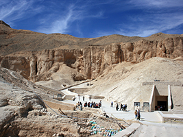 Christmas Offer: Visit to Luxor West Bank two Sites