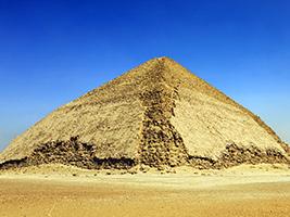 Half Day visit to Dahshour Pyramids