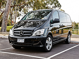 Melbourne: Guided Transporation with English Driver