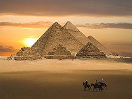 Highlights of Giza and Cairo