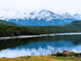 Hiking and Canoeing in Tierra del Fuego