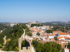 Obidos - Discover It Yourself Tour
