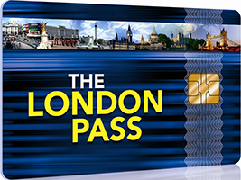 London Pass Including Oyster Travel Card
