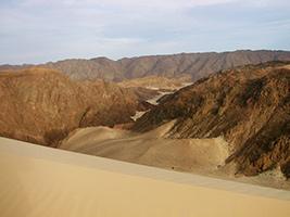 4x4 Desert Adventure Safari