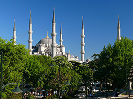 Istanbul in a day