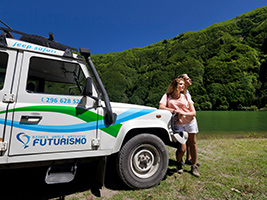 São Miguel - Sete Cidades Jeep Safari