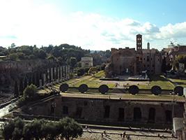 Privileged Visit to Caesar Augustus