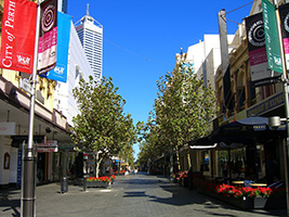 Grand Perth and Fremantle