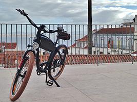 Bike Tour up the hills