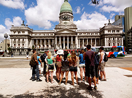 "Pack - City tour walking + Delta y tigre + Dinner show ""Querendi"""