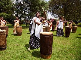 Full Day Excursion to Pretoria and Lesedi Village Tour