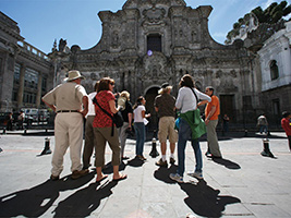 Historical Quito